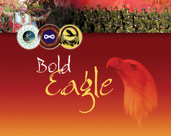 Bold Eagle movie being shown TODAY in the Video Conference Room @ Noon
