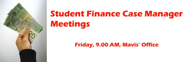 Make sure you are on time for this meeting on Friday morning!