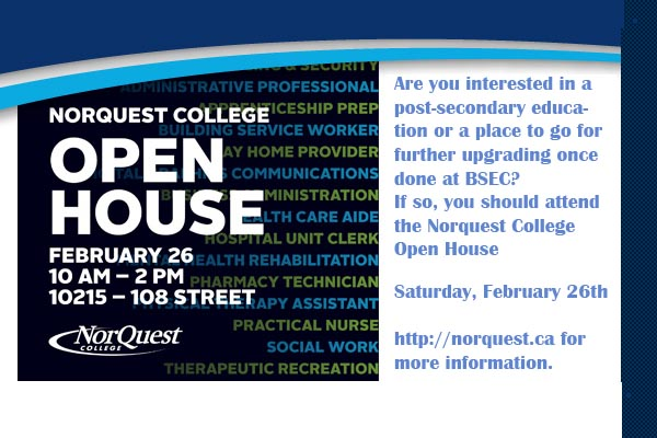 Norquest Open House