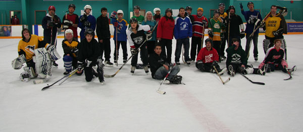 2010-2011 Hockey Game
