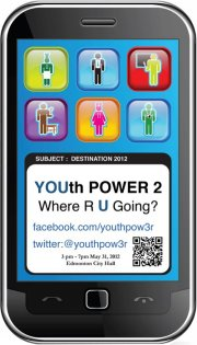 Check out YOUth Power 2 after school on Thursday!