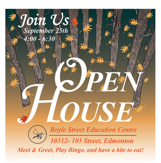 Open House Tonight!